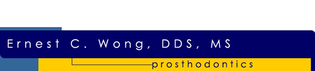 Ernest C. Wong, DDS, MS - San Diego Dentist